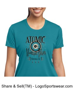Large Logo Ladies Atomic Shirt Design Zoom